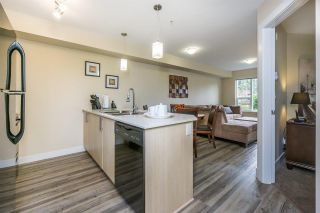 """Photo 1: 104 2565 CAMPBELL Avenue in Abbotsford: Central Abbotsford Condo for sale in """"ABACUS"""" : MLS®# R2591043"""