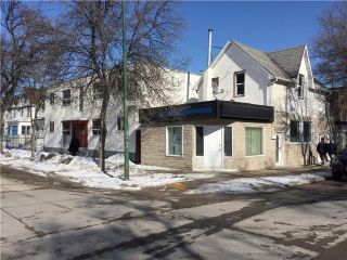 Photo 2: 679 Sargent Avenue in Winnipeg: West End Industrial / Commercial / Investment for sale (5A)  : MLS®# 202107041