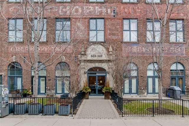 Main Photo: 363 Sorauren Ave Unit #210 in Toronto: Roncesvalles Condo for sale (Toronto W01)  : MLS®# W3692258