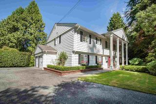 Photo 2: 3846 BAYRIDGE Avenue in West Vancouver: Bayridge House for sale : MLS®# R2557396