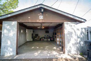 Photo 38: 27 Ellington Street in Winnipeg: Tyndall Park Residential for sale (4J)  : MLS®# 202113046