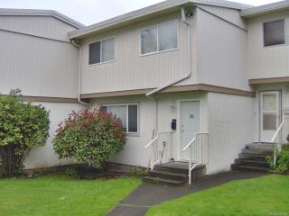 Photo 1: 36 400 Robron Rd in CAMPBELL RIVER: CR Campbell River Central Row/Townhouse for sale (Campbell River)  : MLS®# 744564