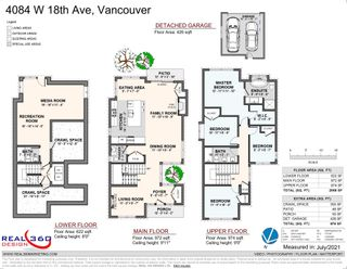 Photo 40: 4084 W 18TH Avenue in Vancouver: Dunbar House for sale (Vancouver West)  : MLS®# R2604937