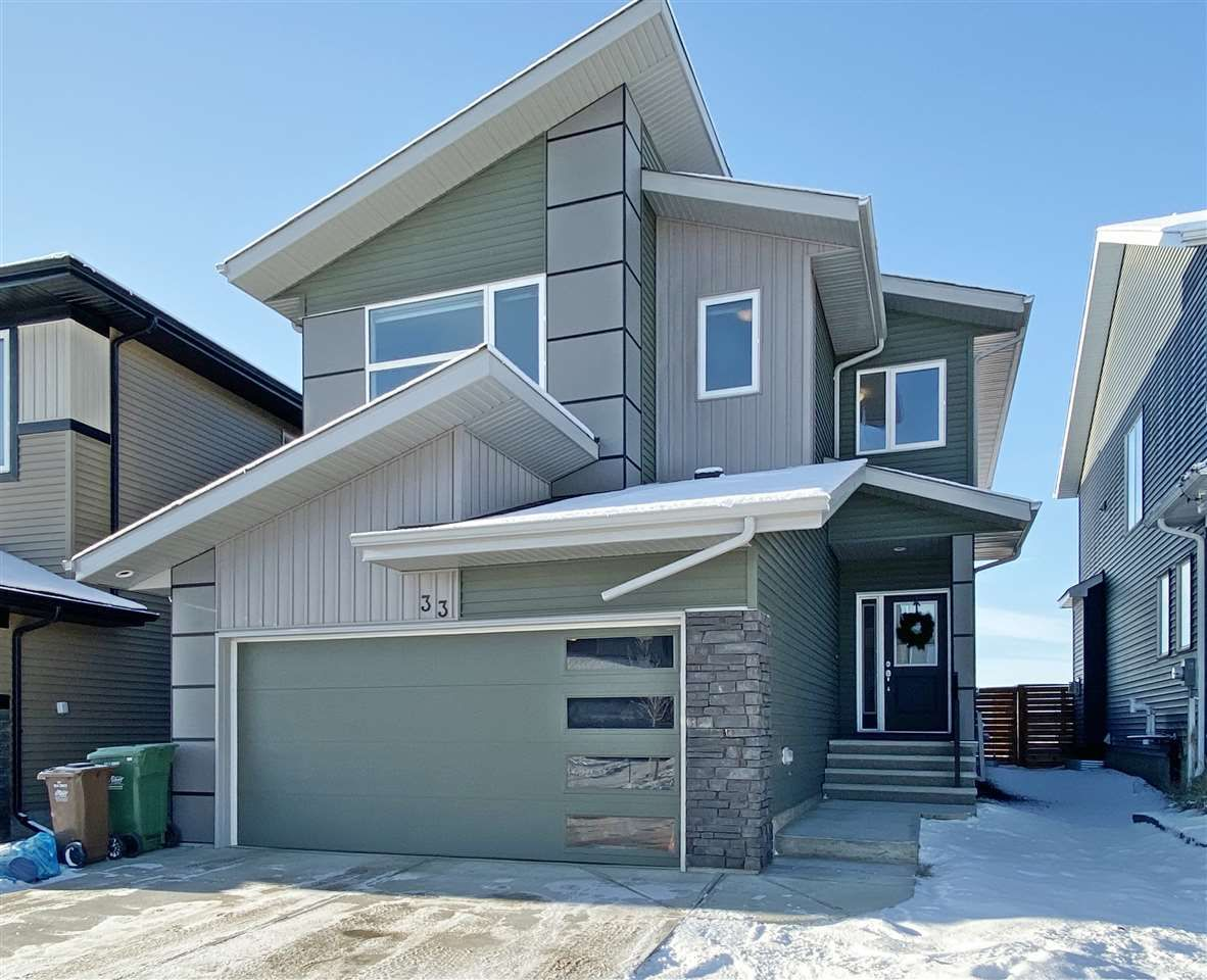 Main Photo: 33 RED FOX WY: St. Albert House for sale : MLS®# E4181739