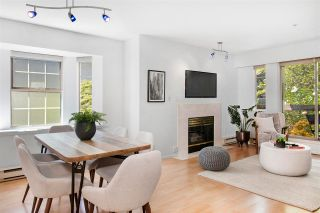 """Photo 6: 203 1689 E 4TH Avenue in Vancouver: Grandview Woodland Condo for sale in """"Angus Manor"""" (Vancouver East)  : MLS®# R2580870"""