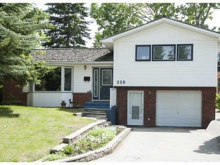 Photo 1: 228 OAKHILL Place SW in CALGARY: Oakridge Residential Detached Single Family for sale (Calgary)  : MLS®# C3581744