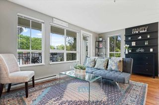 """Photo 3: 6 2780 ALMA Street in Vancouver: Kitsilano Townhouse for sale in """"Twenty on the Park"""" (Vancouver West)  : MLS®# R2575885"""