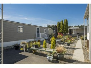 """Photo 17: 157 27111 0 Avenue in Langley: Aldergrove Langley Manufactured Home for sale in """"Pioneer Park"""" : MLS®# R2597222"""