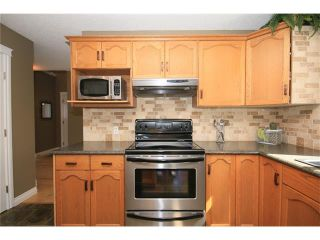 Photo 13: 5 WEST TERRACE Crescent: Cochrane House for sale : MLS®# C4048617