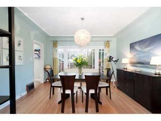 Photo 5: 3830 18TH Ave W in Vancouver West: Dunbar Home for sale ()  : MLS®# V934696