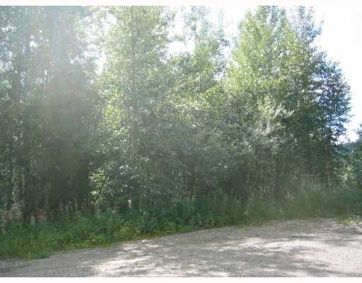 """Main Photo: LOT 7 SPRINGHILL Road in Prince_George: Red Rock/Stoner Land for sale in """"RED ROCK NURSERY"""" (PG Rural South (Zone 78))  : MLS®# N178660"""
