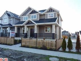 Main Photo: 7187 196TH STREET in Coquitlam: Clayton House for sale (Cloverdale)  : MLS®# F1127954