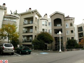"Photo 1: 415 3176 GLADWIN Road in Abbotsford: Central Abbotsford Condo for sale in ""REGENCY PARK"" : MLS®# F1205702"