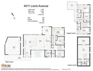 """Photo 40: 4011 LIONS Avenue in North Vancouver: Forest Hills NV House for sale in """"Forest Hills"""" : MLS®# R2514322"""