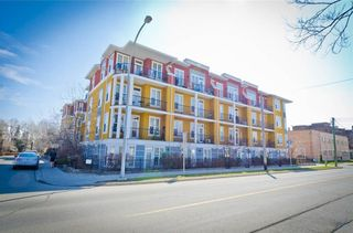 Photo 1: 209 208 HOLY CROSS Lane SW in Calgary: Mission Condo for sale : MLS®# C4113937