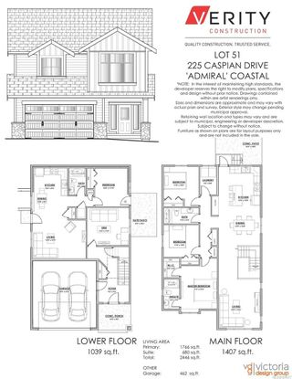 Photo 2: 225 Caspian Dr in : Co Royal Bay House for sale (Colwood)  : MLS®# 858677