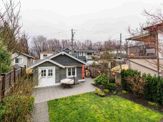 Photo 30: 2555 OXFORD Street in Vancouver: Hastings Sunrise House for sale (Vancouver East)  : MLS®# R2556739