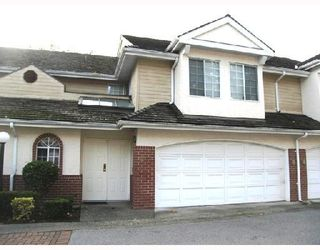 Photo 1: 12 8091 JONES Road in Richmond: Brighouse South Townhouse for sale : MLS®# V747218