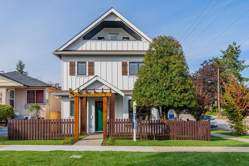 FEATURED LISTING: 2797 PARKER Street Vancouver