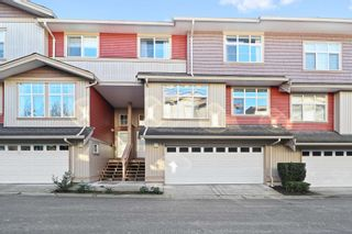 "Photo 1: 37 7518 138 Street in Surrey: East Newton Townhouse for sale in ""Greyhawk"" : MLS®# R2332671"