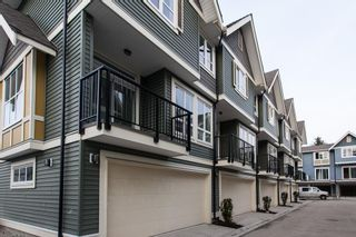 """Photo 1: SL.13 14388 103 Avenue in Surrey: Whalley Townhouse for sale in """"The Virtue"""" (North Surrey)  : MLS®# R2071041"""