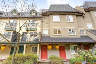 """Photo 2: 19 1561 BOOTH Avenue in Coquitlam: Maillardville Townhouse for sale in """"THE COURCELLES"""" : MLS®# R2147892"""