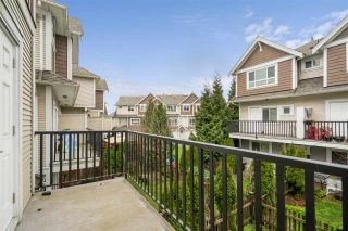 "Photo 10: 59 7298 199A Street in Langley: Willoughby Heights Townhouse for sale in ""York"" : MLS®# R2537452"