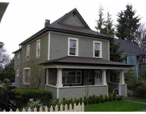 Main Photo: 761 E 13TH Ave in Vancouver: Mount Pleasant VE Triplex for sale (Vancouver East)  : MLS®# V637933