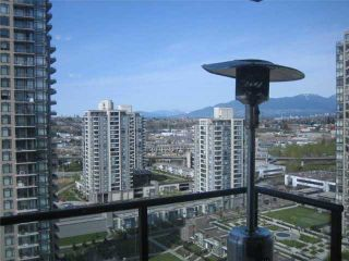 """Photo 7: 1803 2355 MADISON Avenue in Burnaby: Brentwood Park Condo for sale in """"OMA"""" (Burnaby North)  : MLS®# V820928"""