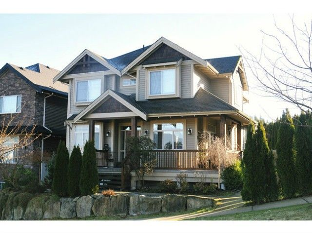Main Photo: 13620 228B in Maple Ridge: House for sale : MLS®# V1101716