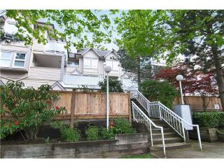 """Photo 7: 309 3709 PENDER Street in Burnaby: Willingdon Heights Townhouse for sale in """"LEXINGTON NORTH"""" (Burnaby North)  : MLS®# V948067"""