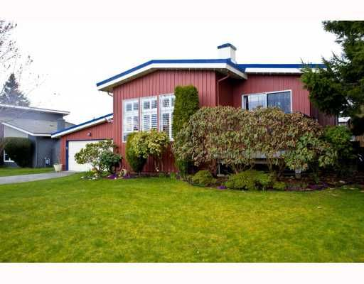 Main Photo: 5124 GALWAY Drive in Tsawwassen: Pebble Hill House for sale : MLS®# V759732