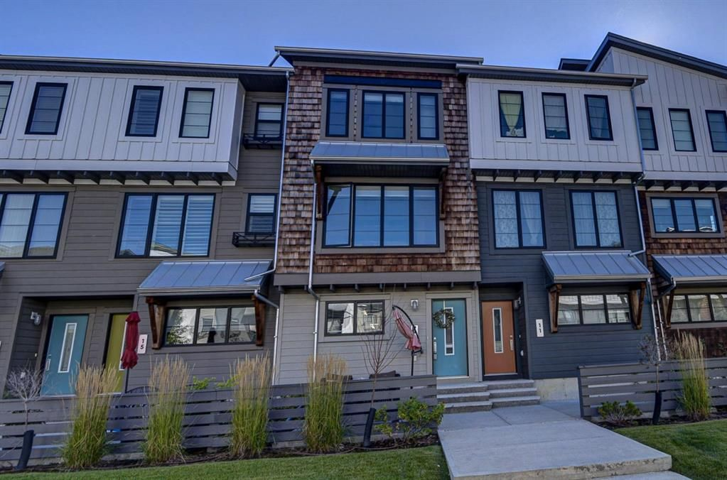 Main Photo: 13 Walden SE in Calgary: Walden Row/Townhouse for sale : MLS®# A1146775