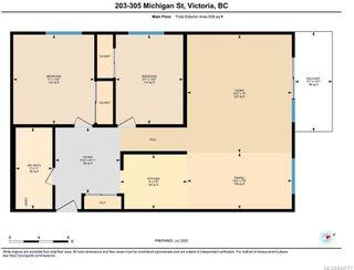 Photo 32: 203 305 Michigan St in Victoria: Vi James Bay Condo for sale : MLS®# 844777