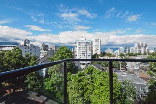 Photo 17: 804 1838 NELSON STREET in Vancouver: West End VW Condo for sale (Vancouver West)  : MLS®# R2473564