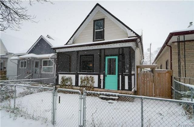 Main Photo: 603 Simcoe Street in Winnipeg: West End Residential for sale (5A)  : MLS®# 1728268