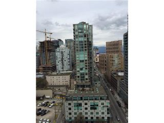 Photo 3: 2403 939 Homer Street in Vancouver: Yaletown Condo for sale (Vancouver West)  : MLS®# V1117078
