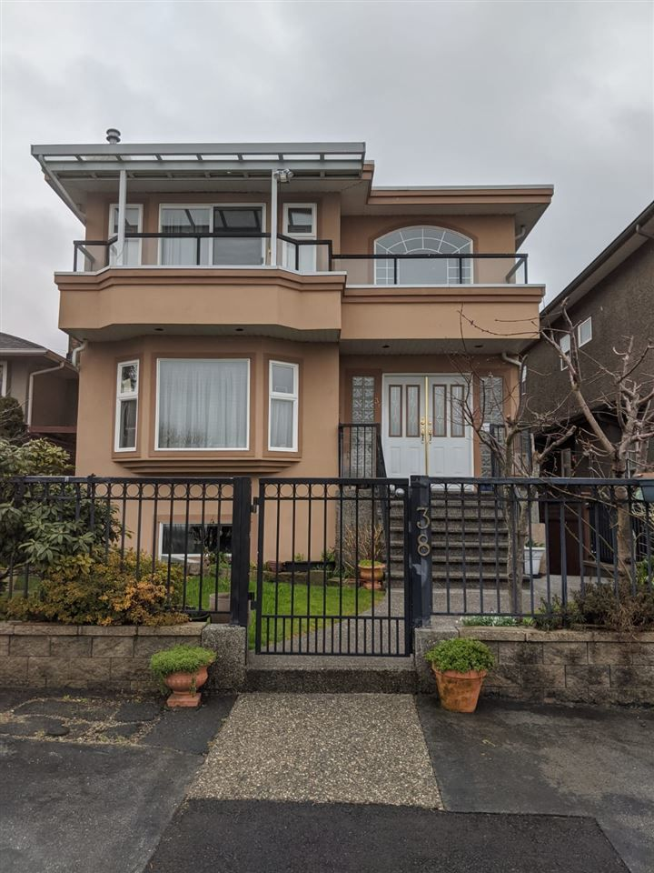 Main Photo: 38 GROSVENOR AVENUE in Burnaby: Capitol Hill BN House for sale (Burnaby North)  : MLS®# R2441232