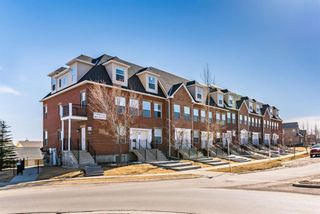 Main Photo: 19 43 Springborough Boulevard SW in Calgary: Springbank Hill Row/Townhouse for sale : MLS®# A1088993