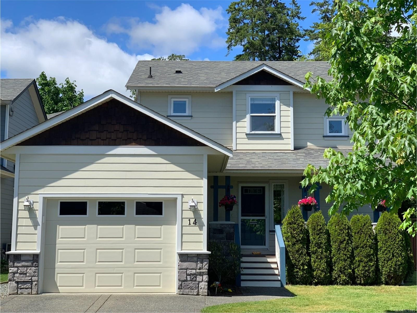 Main Photo: 14 Cahilty Lane in : VR Six Mile House for sale (View Royal)  : MLS®# 876845