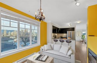 """Photo 8: 601 4025 NORFOLK Street in Burnaby: Central BN Townhouse for sale in """"NORFOLK TERRACE"""" (Burnaby North)  : MLS®# R2536428"""