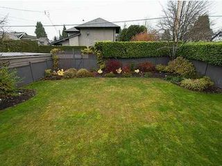 Photo 20: 2169 51ST Ave W in Vancouver West: S.W. Marine Home for sale ()  : MLS®# V1036575