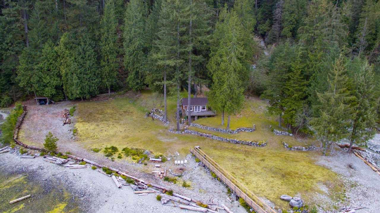 "Photo 3: Photos: LOT D FRAMES Landing in North Vancouver: Indian Arm House for sale in ""ORLOHMA BEACH"" : MLS®# R2479361"