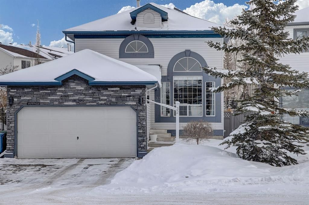 Main Photo: 32 Citadel Ridge Place NW in Calgary: Citadel Detached for sale : MLS®# A1070239