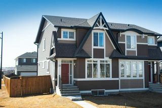 Photo 2: 23 Willow Crescent: Okotoks Semi Detached for sale : MLS®# A1083927