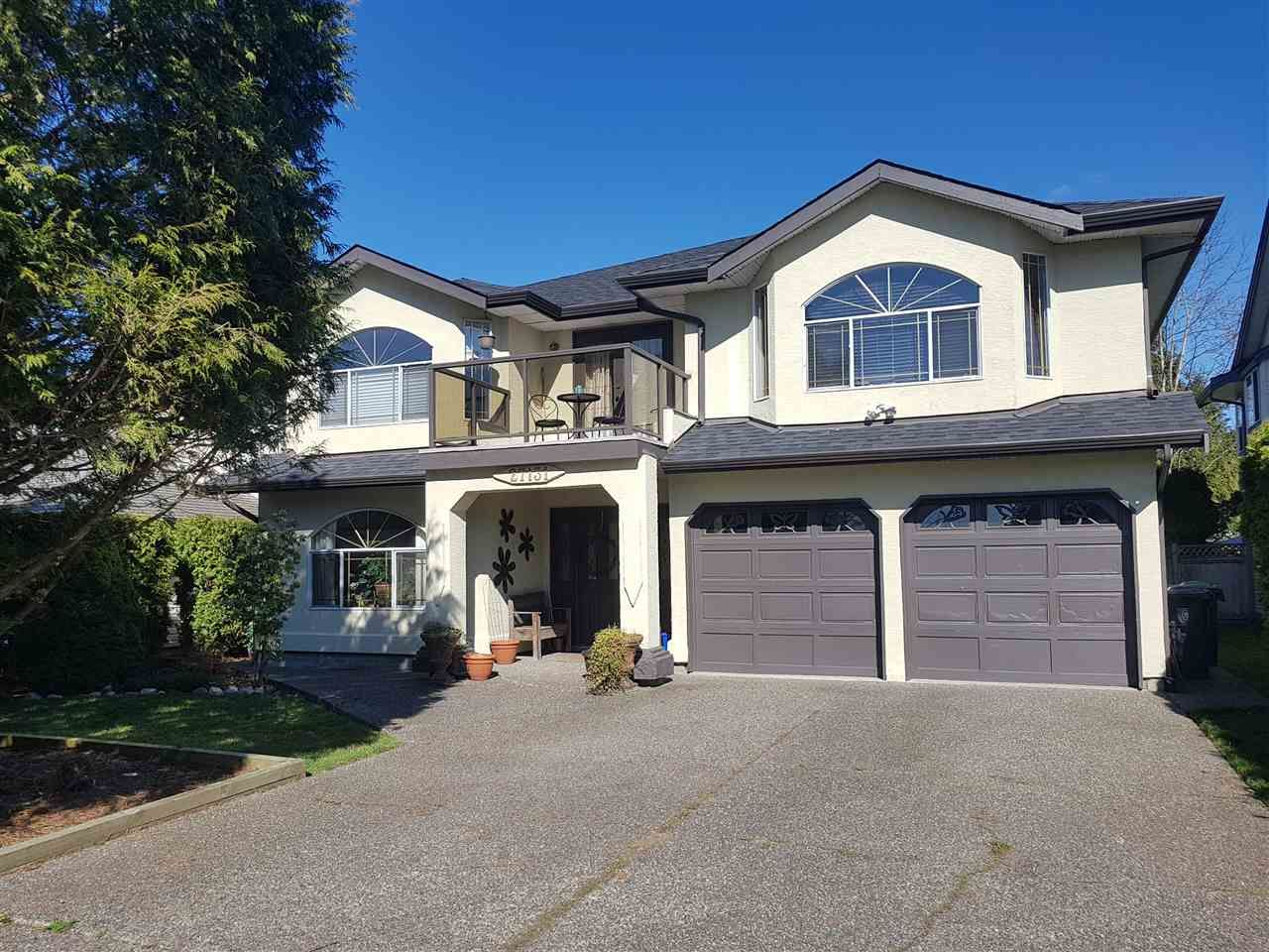Main Photo: 27131 27 Avenue in Langley: Aldergrove Langley House for sale : MLS®# R2248451