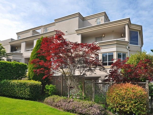 "Main Photo: 312 2057 W 3RD Avenue in Vancouver: Kitsilano Condo for sale in ""SAUSALITO"" (Vancouver West)  : MLS®# V1064184"