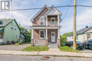 Photo 1: 250 RUSSELL AVENUE in Ottawa: Multi-family for sale : MLS®# 1259152