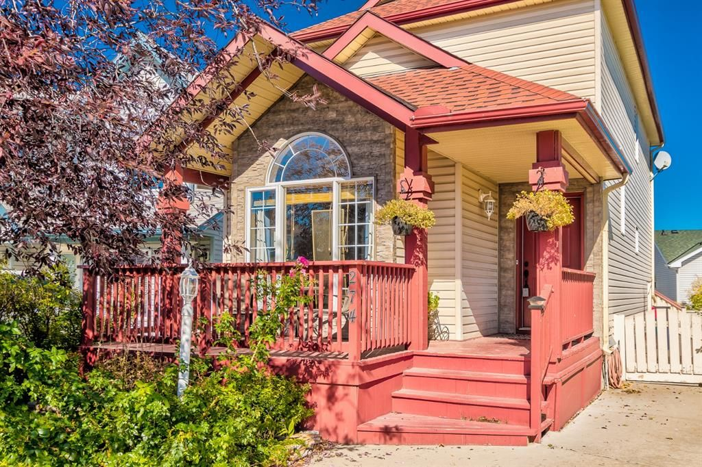 Main Photo: 274 Fresno Place NE in Calgary: Monterey Park Detached for sale : MLS®# A1149378