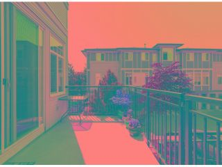 """Photo 4: 50 1010 EWEN Avenue in New Westminster: Queensborough Townhouse for sale in """"WINDSOR MEWS"""" : MLS®# V1015419"""